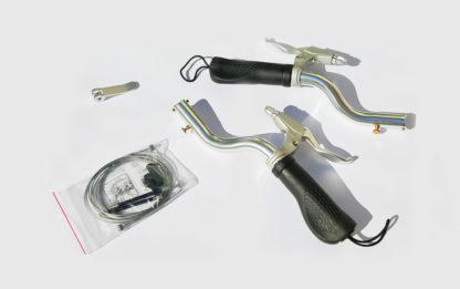 Gebogener und breiteres Lenker kit für STRIDA - Fahrradlenker - ST-BDS-001 - strida