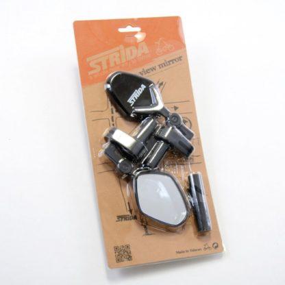 Rétroviseur pliable STRIDA Set noir (gauche & droite) - Rétroviseurs - ST-RM-001 - strida