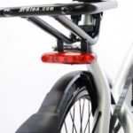STRIDA LED achterlicht - fietslampjes - LED - led lamp - strida - veiligheid - verlichting - zichtbaarheid
