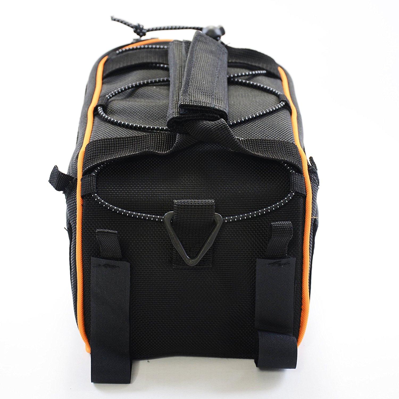 Black Strida Rear Top Bag  ST-SB-001