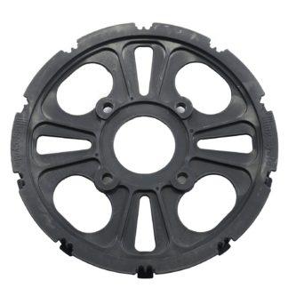 Zwart Tandwiel bij trapas voor STRIDA EVO 3S - 127-01 - evo 3s - strida - tandwiel - zwart