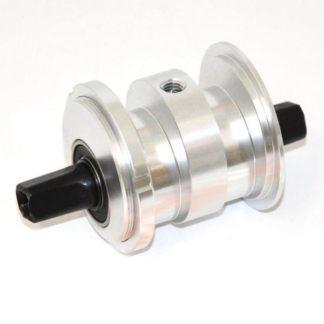 Axe de pédalier aluminium pour STRIDA 5 et SX - 130-00 - Axes de pédalier - strida