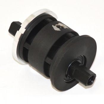 Axe de pédalier aluminium/plastique pour STRIDA LT - 130-02 - Axes de pédalier - strida