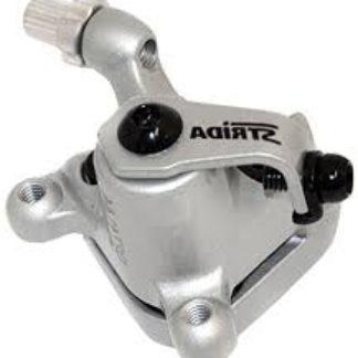 STRIDA Brake caliper FRONT, silver - 240-04-sol - Brake clamp - Brakes