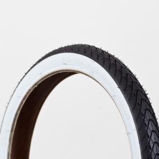 16 inch STRIDA tire with white rim - 16 inch - 453-7-white - strida - Tire