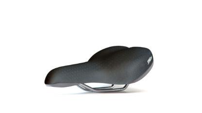 Comfort Gel STRIDA Sattel (schwarz) - 501-bk - Sattel - strida