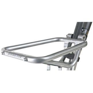 Silver aluminium STRIDA rear rack - rear rack - ST-RK-003 - strida