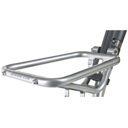 Silver aluminium STRIDA rear rack - rear rack - ST-RK-003 - strida