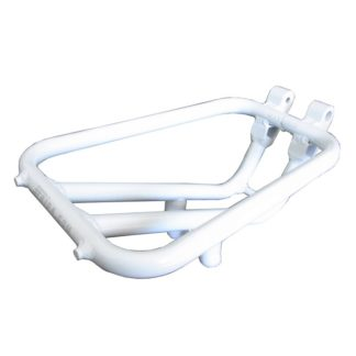 White aluminium STRIDA rear rack - rear rack - ST-RK-004 - strida