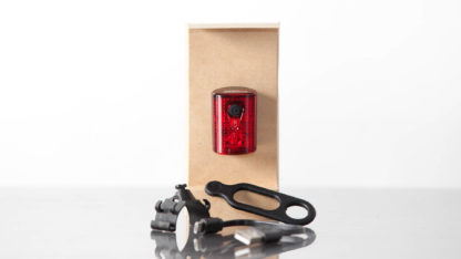 STRIDA LED USB rechargeable tail light - Bicycle lamps - LED - led lamp - Lighting - rechargeable - Safety - strida - usb - visibility