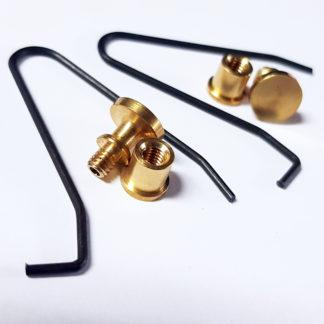 STRIDA handlebars H/B Lock Button set - 215-14-3 - Handlebars - lock button - Safety pin