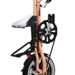 STRIDA LT Sweet Melon - 18 inch - bike - Buy foldable bikes - Buy folding bicycle - Buy folding bike - Buy folding bikes - buying - collapsible bike - Design bike - Design folding bike - foldable bike - Folding bicycle - Folding bike - Folding bike shop - Folding bikes - for sale - Lightweight - lt - new - shop - Single speed - strida - Strida design folding bike - Triangular - Triangular folding bike - Triangular shaped - unique folding bike