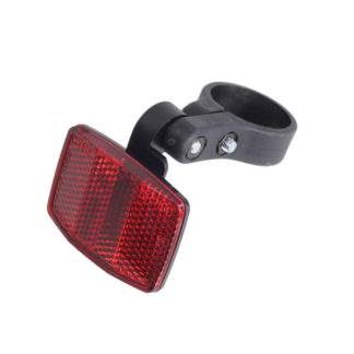 STRIDA cat eye reflector red - 000-bck-rflctr - Reflection - Safety - visibility