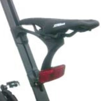 STRIDA C1 rear reflector with bracket - 168-0 - 552-03 - c1 - Holder - Rear - reflector - Safety - strida - visibility