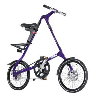STRIDA SX Deep Purple - 18 inch - bike - Buy foldable bikes - Buy folding bicycle - Buy folding bike - Buy folding bikes - buying - collapsible bike - Design bike - Design folding bike - foldable bike - Folding bicycle - Folding bike - Folding bike shop - Folding bikes - for sale - Lightweight - new - shop - Single speed - strida - Strida design folding bike - sx - Triangular - Triangular folding bike - Triangular shaped - unique folding bike