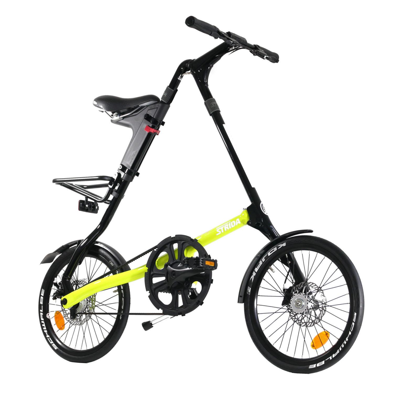STRIDA SX Black Neon - 18 pouces - à vendre - acheter - Acheter des vélos pliables - Acheter des vélos pliants - Acheter un vélo pliable - Acheter un vélo pliant - forme triangulaire - Léger - Magasin - Magasin de vélo pliant - nouveau - strida - sx - triangulaire - vélo - vélo compact - Vélo design - vélo pliable - vélo pliant - Vélo pliant design - vélo pliant design strida - Vélo pliant triangulaire - vélo pliant unique - Vélos pliable - Vélos pliants - Vitesse unique