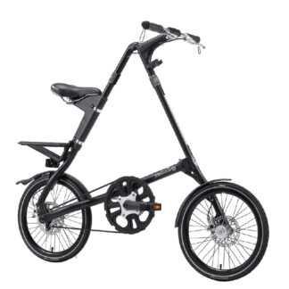 STRIDA Evo 3S Glossy Black - 18 inch - bike - Buy foldable bikes - Buy folding bicycle - Buy folding bike - Buy folding bikes - buying - collapsible bike - Design bike - Design folding bike - evo 3s - foldable bike - Folding bicycle - Folding bike - Folding bike shop - Folding bikes - for sale - Lightweight - new - shop - strida - Strida design folding bike - Sturmey archer - Three speed - Triangular - Triangular folding bike - Triangular shaped - unique folding bike