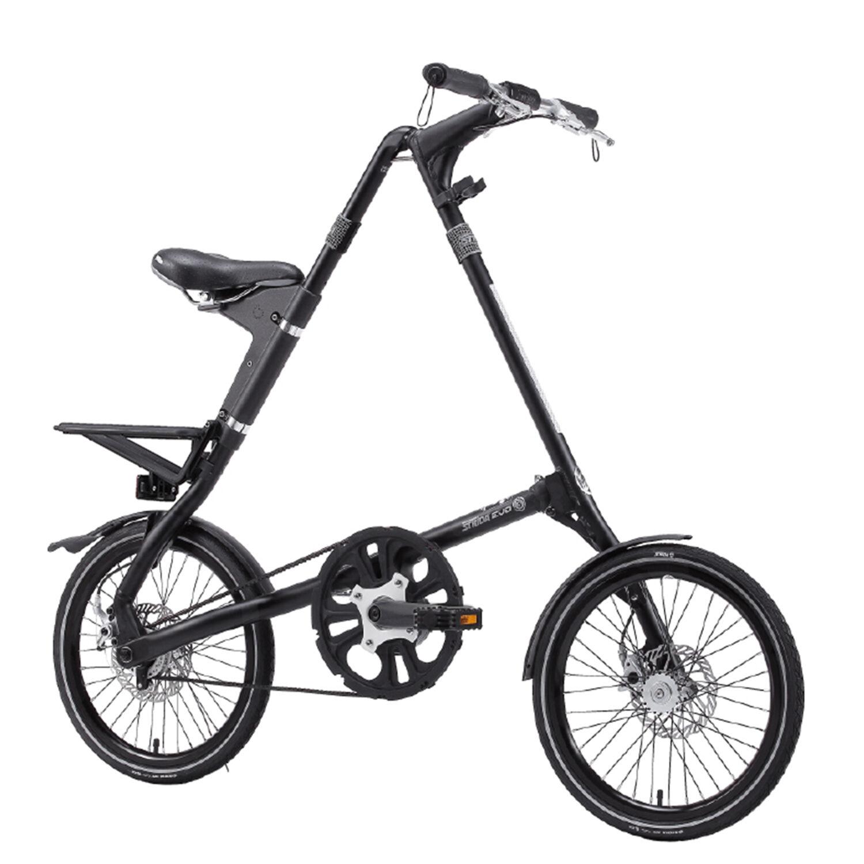 STRIDA Evo 3S Glossy Black - 18 Zoll - Design Fahrrad - Design Faltrad - Drei Gang - dreieckig - dreieckiges - Dreieckiges Faltrad - einzigartiges Faltrad - evo 3s - Fahrrad - Faltbares Fahrrad - Faltbares Fahrrad kaufen - Faltbares Fahrräder kaufen - Faltrad - Faltrad-Shop - Falträder - Falträder kaufen - Geschäft - Kaufen - Klapprad - Klapprad kaufen - Leicht - neu - strida - Strida design Faltrad - Sturmey archer - zu verkaufen - zusammenklappbares Fahrrad