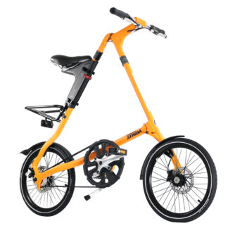 STRIDA SX Matte Orange - 18 inch - bike - Buy foldable bikes - Buy folding bicycle - Buy folding bike - Buy folding bikes - buying - collapsible bike - Design bike - Design folding bike - foldable bike - Folding bicycle - Folding bike - Folding bike shop - Folding bikes - for sale - Lightweight - new - shop - Single speed - strida - Strida design folding bike - sx - Triangular - Triangular folding bike - Triangular shaped - unique folding bike